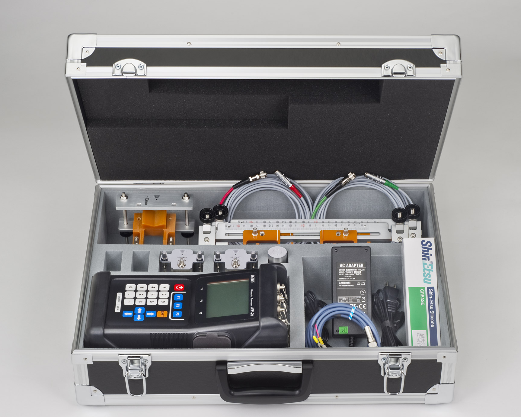 UFP20 Portable Flowmeter Kit, Atlanta Instruments, South Africa